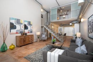 Photo 2: DOWNTOWN Condo for sale : 1 bedrooms : 350 11th Avenue #134 in San Diego