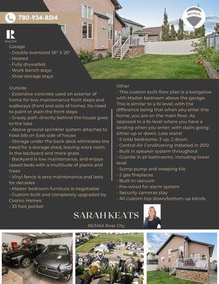 Photo 3: 507 Grandin Drive: Morinville House for sale : MLS®# E4262837