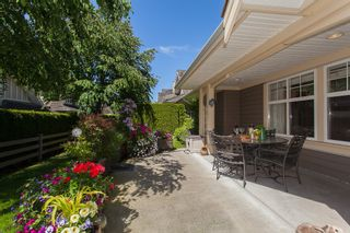 """Photo 37: 38 15450 ROSEMARY HEIGHTS Crescent in Surrey: Morgan Creek Townhouse for sale in """"CARRINGTON"""" (South Surrey White Rock)  : MLS®# R2182327"""