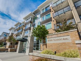 "Photo 15: 410 9399 TOMICKI Avenue in Richmond: West Cambie Condo for sale in ""CAMBRIDGE PARK"" : MLS®# R2015636"