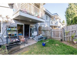 """Photo 28: 13 33900 MAYFAIR Avenue in Abbotsford: Central Abbotsford Townhouse for sale in """"Mayfair Gardens"""" : MLS®# R2563828"""