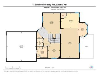 Photo 43: 1123 Woodside Way NW: Airdrie Detached for sale : MLS®# A1090887