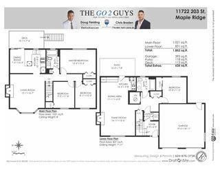 Photo 20: 11722 203RD STREET in Maple Ridge: Southwest Maple Ridge House for sale : MLS®# R2165416