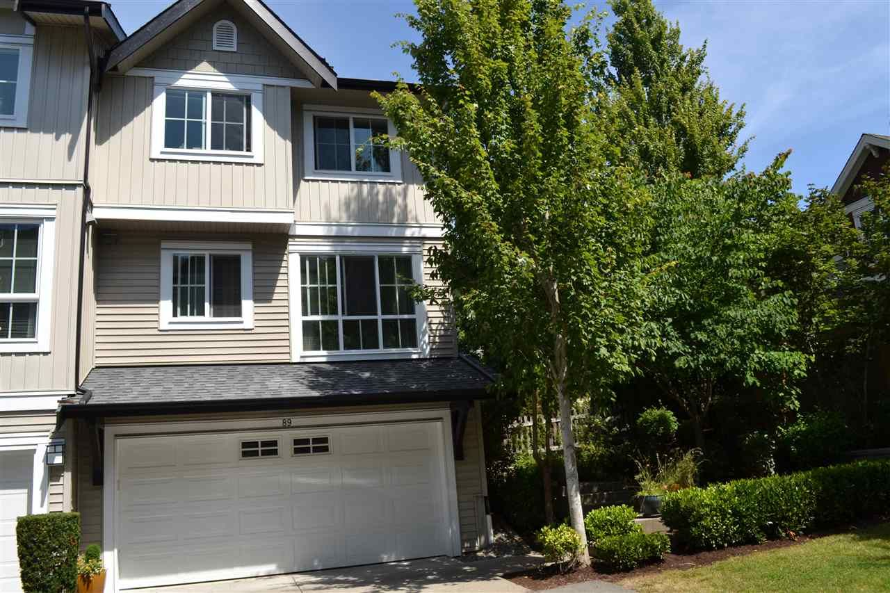 """Main Photo: 89 2450 161 A Street in Surrey: Grandview Surrey Townhouse for sale in """"Glenmore"""" (South Surrey White Rock)  : MLS®# R2478173"""
