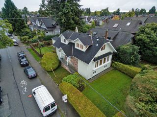 Main Photo: 3106 POINT GREY Road in Vancouver: Kitsilano House for sale (Vancouver West)  : MLS®# R2623496