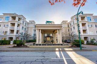 "Main Photo: 124 3098 GUILDFORD Way in Coquitlam: North Coquitlam Condo for sale in ""MARLBOROUGH HOUSE"" : MLS®# R2555992"