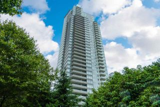 Photo 1: 1001 4880 BENNETT Street in Burnaby: Metrotown Condo for sale (Burnaby South)  : MLS®# R2501581