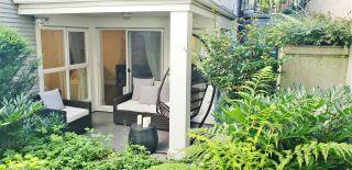 """Photo 14: 106 1868 W 5TH Avenue in Vancouver: Kitsilano Condo for sale in """"GREENWICH"""" (Vancouver West)  : MLS®# R2476894"""