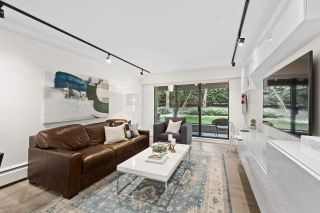 """Photo 2: 107 2424 CYPRESS Street in Vancouver: Kitsilano Condo for sale in """"Cypress Place"""" (Vancouver West)  : MLS®# R2587466"""