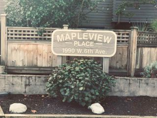 "Photo 5: 102 1990 W 6TH Avenue in Vancouver: Kitsilano Condo for sale in ""MAPLEVIEW PLACE"" (Vancouver West)  : MLS®# R2407546"