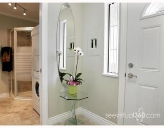 """Photo 9: 223 BALMORAL Place in Port_Moody: North Shore Pt Moody Townhouse for sale in """"BALMORAL PLACE"""" (Port Moody)  : MLS®# V775148"""