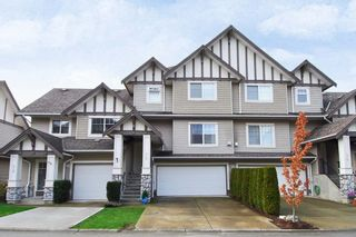 Photo 1: 73 18221 68 Avenue in Surrey: Cloverdale Townhouse for sale : MLS®# F1002771