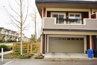 """Photo 20: 12 19477 72A Avenue in Surrey: Clayton Townhouse for sale in """"SUN AT 72"""" (Cloverdale)  : MLS®# R2123670"""