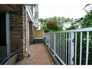 "Photo 10: 113 2368 MARPOLE Avenue in Port Coquitlam: Central Pt Coquitlam Condo for sale in ""RIVER ROCK LANDING"" : MLS®# V1022933"