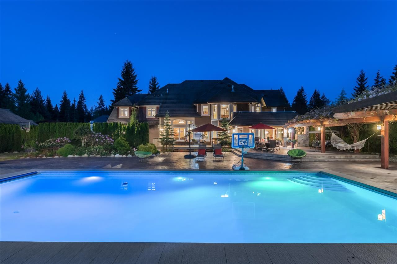 Main Photo: 105 STRONG Road: Anmore House for sale (Port Moody)  : MLS®# R2583452