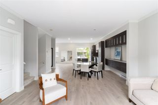 """Photo 3: 9 9691 ALBERTA Road in Richmond: McLennan North Townhouse for sale in """"JADE"""" : MLS®# R2574897"""