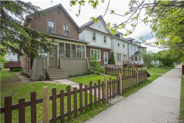Main Photo: 804 Banning Street in Winnipeg: West End Residential for sale (5C)  : MLS®# 1720547