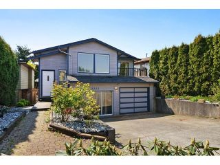 Photo 1: 2322 WAKEFIELD DR in Langley: Willoughby Heights House for sale : MLS®# F1438571