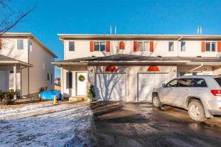 Photo 1: #23 451 Hyndman CR in Edmonton: Zone 35 Townhouse for sale : MLS®# E4228205