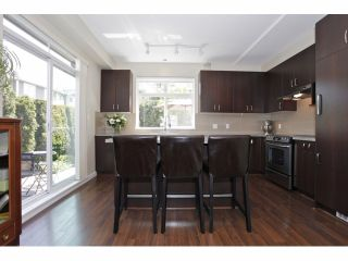 """Photo 8: 133 2729 158TH Street in Surrey: Grandview Surrey Townhouse for sale in """"KALEDEN"""" (South Surrey White Rock)  : MLS®# F1411396"""