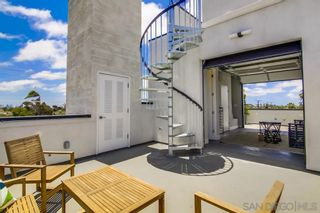 Photo 63: HILLCREST Townhouse for sale : 3 bedrooms : 160 W W Robinson Ave in San Diego