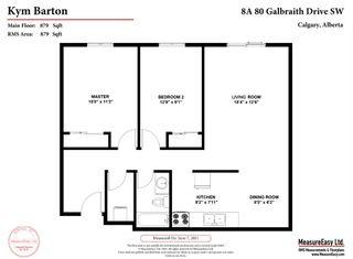 Photo 4: 8A 80 Galbraith Drive SW in Calgary: Glamorgan Apartment for sale : MLS®# A1118458