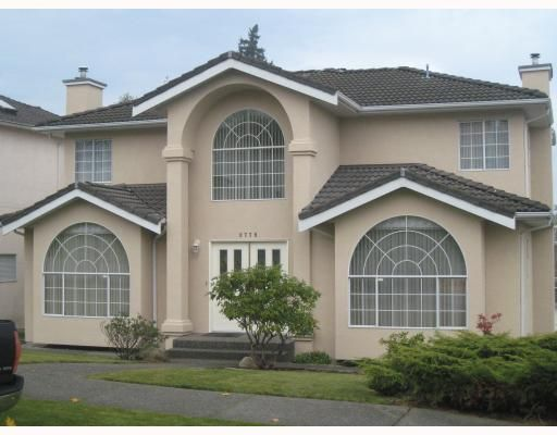 Main Photo: 8779 YARROW Place in Burnaby: The Crest House for sale (Burnaby East)  : MLS®# V741895