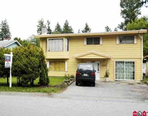Main Photo: 10532 128TH Street in Surrey: Cedar Hills House for sale (North Surrey)  : MLS®# F2610806