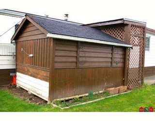 Photo 2: 56 45111 WOLFE Road in Chilliwack: Chilliwack  W Young-Well Manufactured Home for sale : MLS®# H2701101
