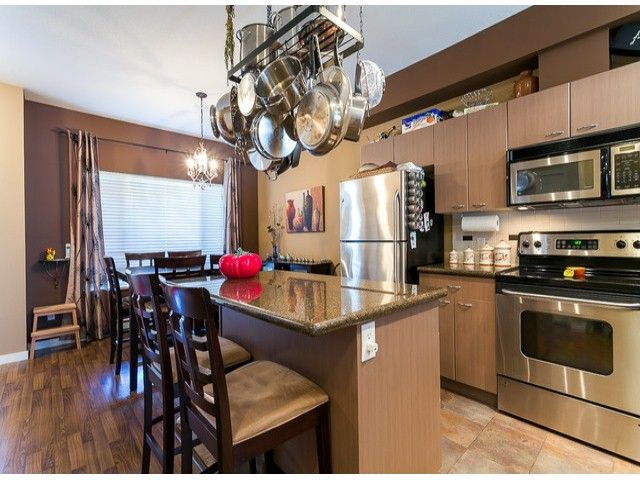 """Photo 6: Photos: 93 18701 66TH Avenue in Surrey: Cloverdale BC Townhouse for sale in """"Encore"""" (Cloverdale)  : MLS®# F1405952"""