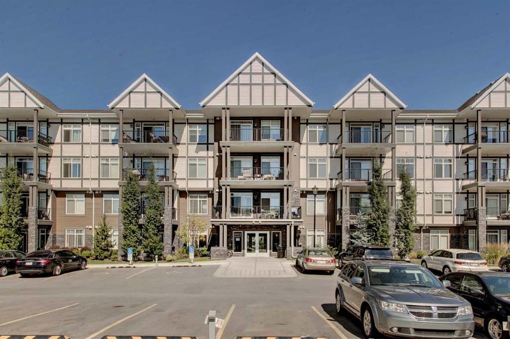 Main Photo: 307 6603 NEW BRIGHTON Avenue SE in Calgary: New Brighton Apartment for sale : MLS®# A1026529