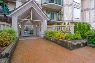 Photo 1: 212 1650 GRANT Avenue in Port Coquitlam: Glenwood PQ Condo for sale : MLS®# R2319533