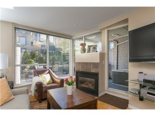 Photo 4: # 214 638 W 7TH AV in Vancouver: Fairview VW Condo for sale (Vancouver West)  : MLS®# V1116477