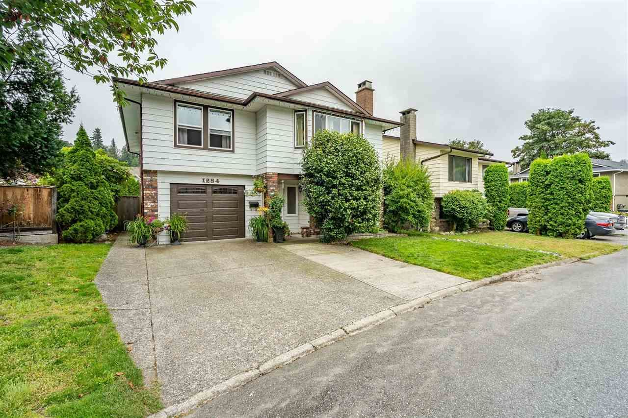 Main Photo: 1284 NOVAK DRIVE in Coquitlam: River Springs House for sale : MLS®# R2480003