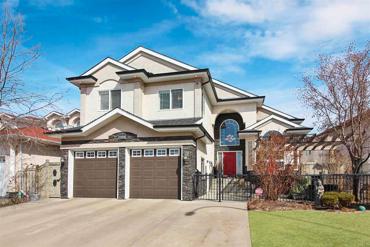 Main Photo: 7528 161A Avenue NW in Edmonton: Zone 28 House for sale : MLS®# E4238024