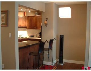 """Photo 3: 306 32725 GEORGE FERGUSON Way in Abbotsford: Abbotsford West Condo for sale in """"Uptown"""" : MLS®# F2821145"""