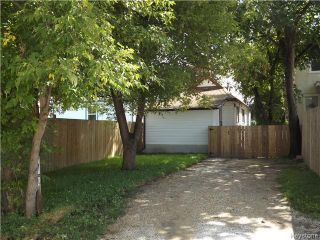 Photo 11: 394 Powers Street in WINNIPEG: North End Residential for sale (North West Winnipeg)  : MLS®# 1528147