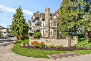 "Photo 1: 101 6557 121 Street in Surrey: West Newton Condo for sale in ""Lakewood Terrace"" : MLS®# R2554164"