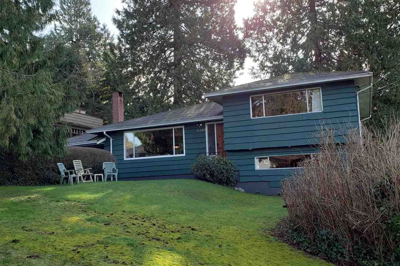 Main Photo: 11340 95A Avenue in Delta: Annieville House for sale (N. Delta)  : MLS®# R2443112