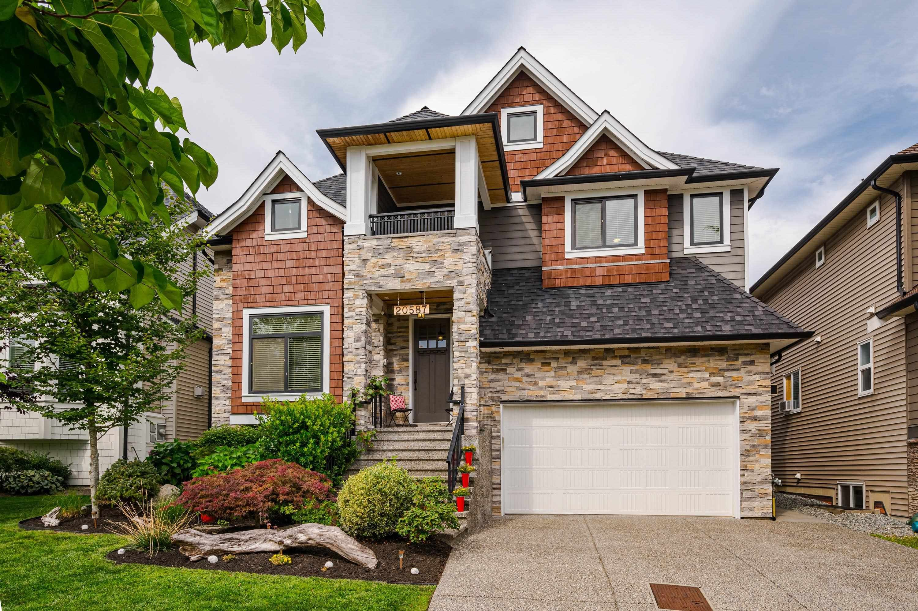 """Main Photo: 20587 68 Avenue in Langley: Willoughby Heights House for sale in """"Tanglewood"""" : MLS®# R2614735"""