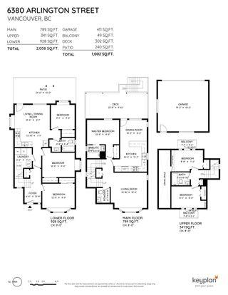 Photo 36: 6380 ARLINGTON Street in Vancouver: Killarney VE House for sale (Vancouver East)  : MLS®# R2621836