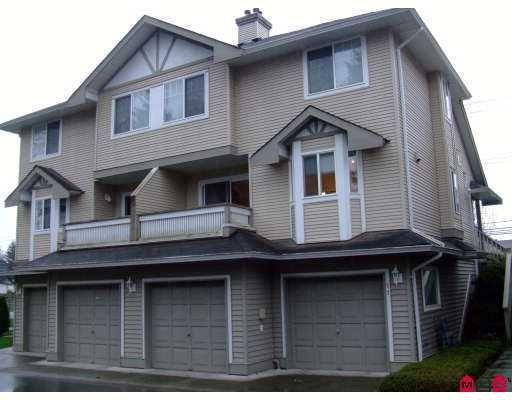 "Main Photo: 11 7640 BLOTT Street in Mission: Mission BC Townhouse for sale in ""AMBERLEA"" : MLS®# F2709323"