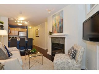 "Photo 5: 108 3278 HEATHER Street in Vancouver: Cambie Condo for sale in ""THE HEATHERSTONE"" (Vancouver West)  : MLS®# V1116295"