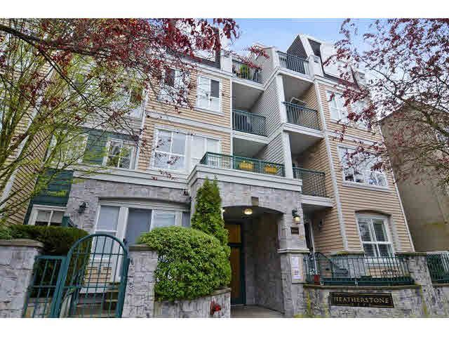 "Main Photo: 108 3278 HEATHER Street in Vancouver: Cambie Condo for sale in ""THE HEATHERSTONE"" (Vancouver West)  : MLS®# V1116295"