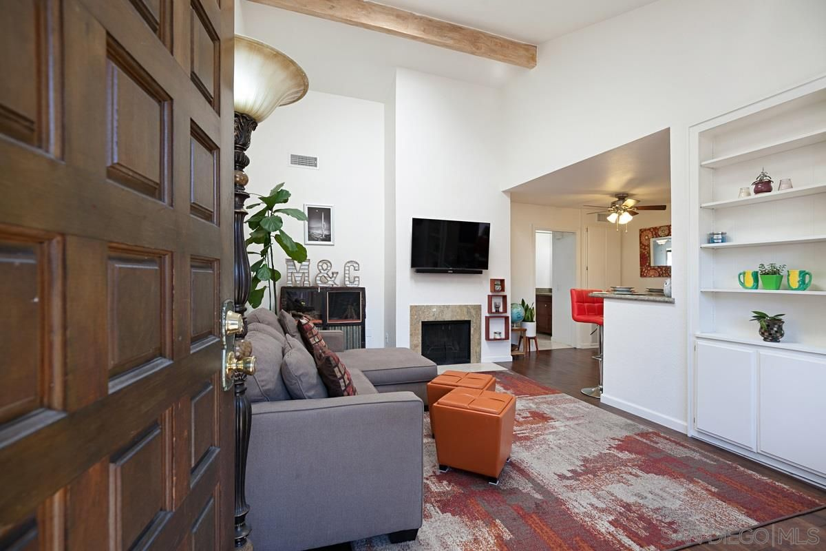 Main Photo: UNIVERSITY HEIGHTS Condo for sale : 1 bedrooms : 4430 Cleveland Ave #22 in San Diego