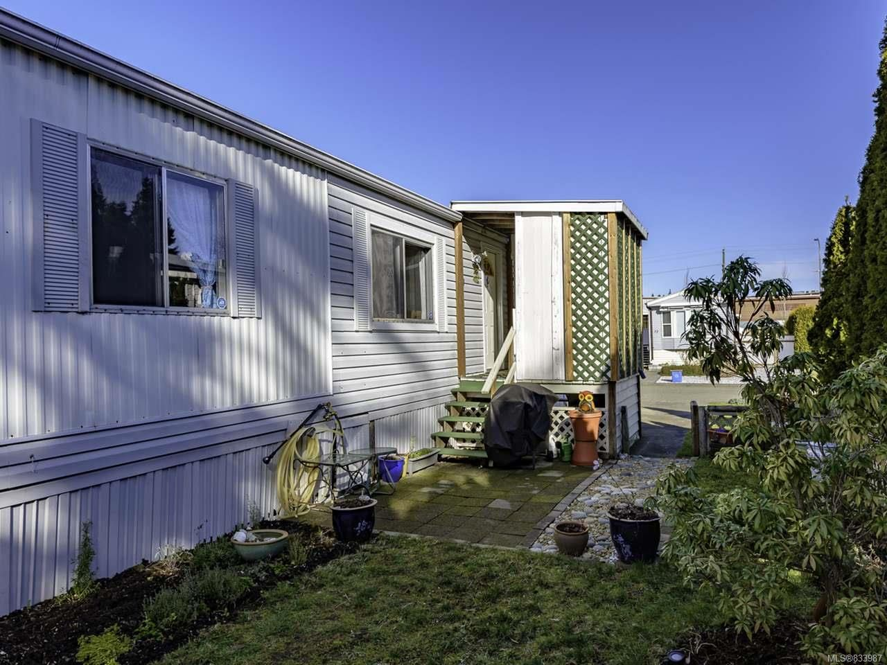 Photo 32: Photos: 64 390 Cowichan Ave in COURTENAY: CV Courtenay East Manufactured Home for sale (Comox Valley)  : MLS®# 833987