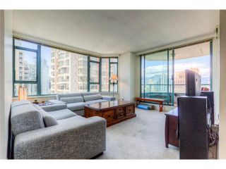 "Photo 1: 2204 888 HAMILTON Street in Vancouver: Yaletown Condo for sale in ""Rosedale Garden Residences"" (Vancouver West)  : MLS®# R2095328"