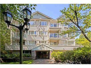 "Photo 1: 303 1132 DUFFERIN Street in Coquitlam: Eagle Ridge CQ Condo for sale in ""CREEKSIDE"" : MLS®# V1098509"