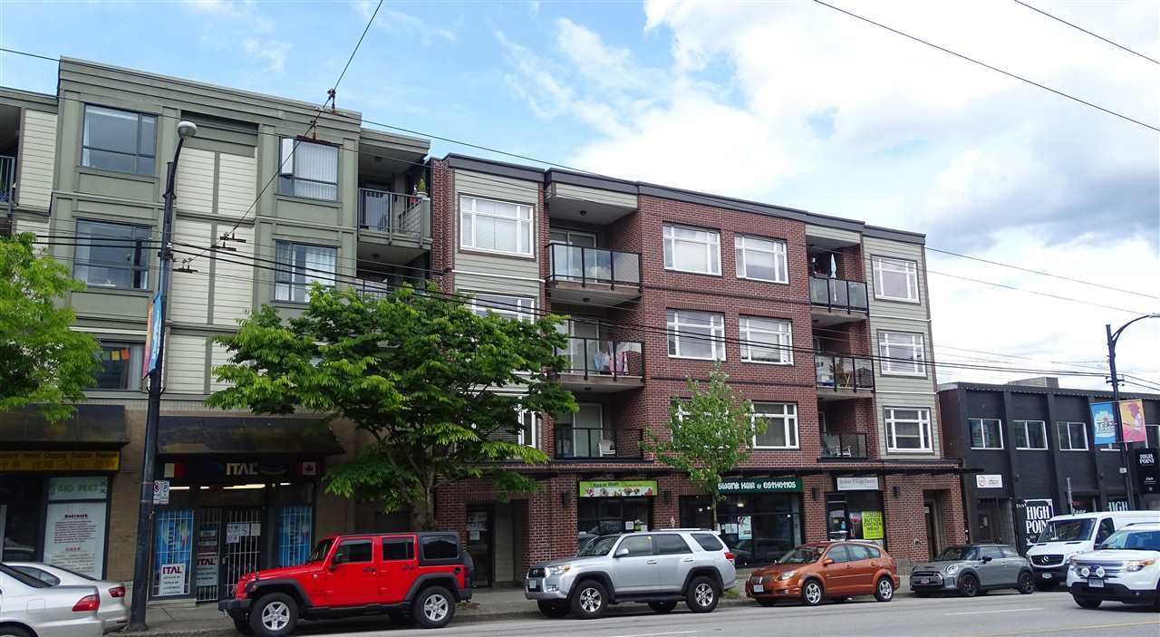 Main Photo: 401 2745 E HASTINGS Street in Vancouver: Hastings Condo for sale (Vancouver East)  : MLS®# R2584417