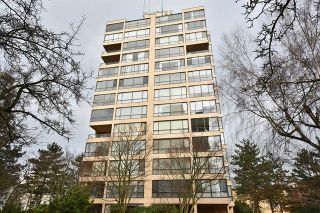 """Photo 1: 1202 2115 W 40TH Avenue in Vancouver: Kerrisdale Condo for sale in """"THE REGENCY"""" (Vancouver West)  : MLS®# R2030337"""